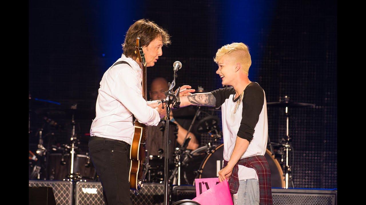 The Beatles Polska: McCartney wystąpił na Firefly 2015