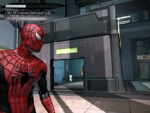 The Amazing Spider-Man The Superior Spider-Man skin