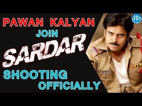 Pawan Kalyan Joins New Movie Sardhar Shooting On July 29th    Powerstar Pawan Kalyan Photo Image Pic