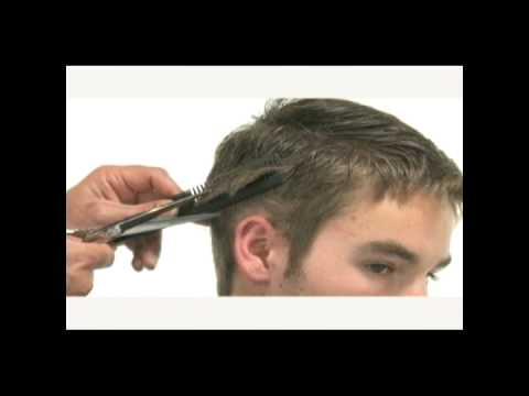 "How To: Men s ""Classic"" haircut  - Joe Hamer DVD s"