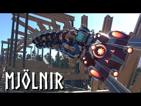 Planet Coaster - Mjölnir