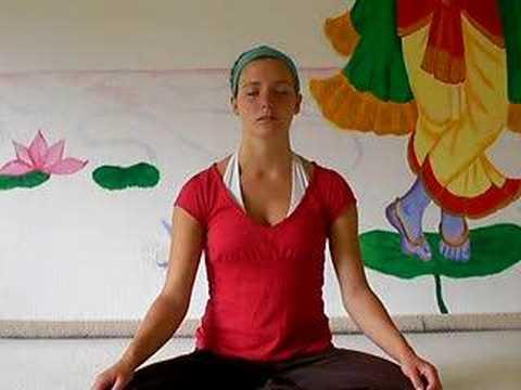 Pranayama - Yoga Atemübungen Kapalabhati und Wechselatmung
