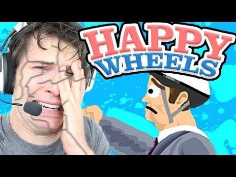 Happy Wheels - WEBCAM BROKE
