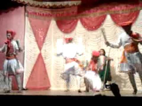 Aai Bhavani Tuzya Krupene K.m.s Collage Mitul Shinde video
