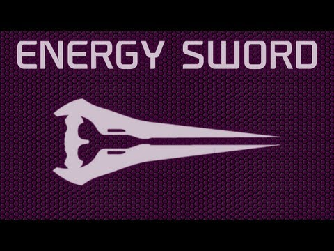 Energy Sword - Halo 4 Weapon Guide [1080p]