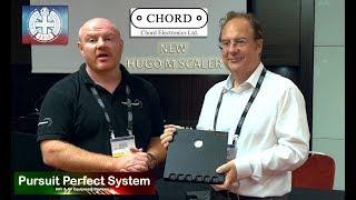 Chord Electronics NEW Hugo M Scaler Rob Watts Interview @ CanJam London 2018