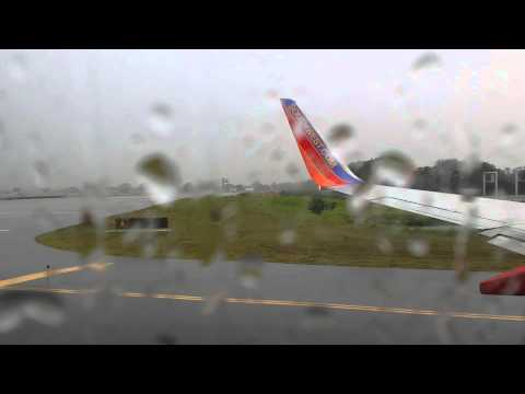 Southwest Airlines San Juan P.R. (SJU) take off