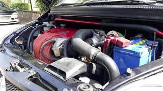 Mitsubishi colt Turbo upgrade Td04l