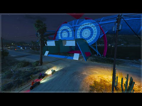 THE WATER DRAGON!! (GTA 5 Online Funny Moments)