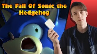 The Down Fall of Sonic The Hedgehog - (Bad Sonic Games)