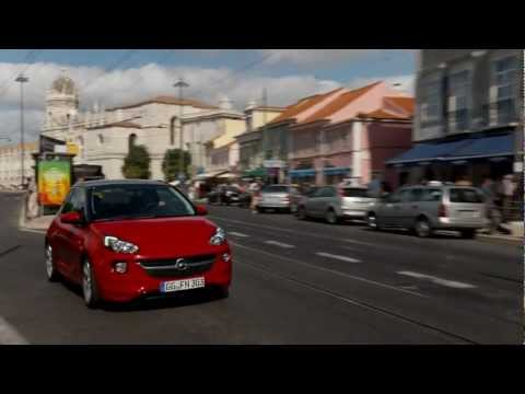 Opel Adam - Промо