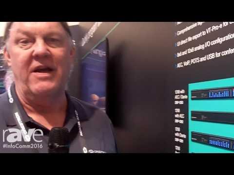 InfoComm 2016: Crestron Electronics Inc Showcases Avia Digital Signal Processors