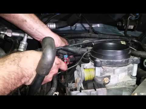 Vortec 5.7 V8 Intake Manifold Gasket Replacement (Spider injection)- Pt 1 of 2