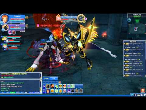 "DMO - Vs. Devimons Portal Crack Boss ""Devimon"""