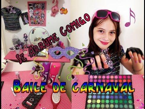 Get Ready With Me - Baile De Carnaval Da Escola video
