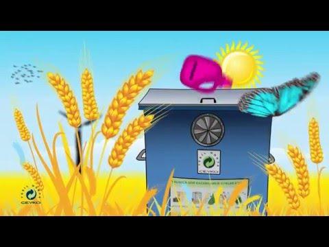 'Plastik Ambalaj Atıklar Çöp Değildir' Çocuk Eğitim Videosu