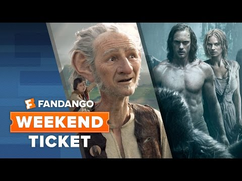 The BFG, The Legend of Tarzan, The Purge: Election Year | Weekend Ticket (2016) HD