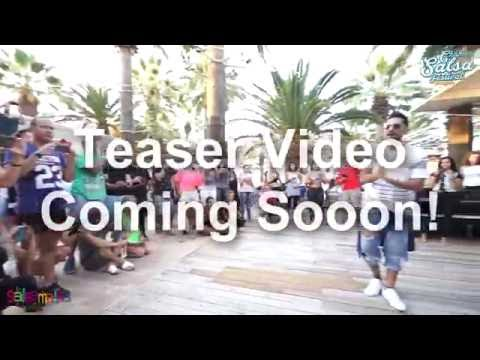 2.Chania Salsa Festival Teaser Video is COMING SOON..!
