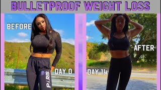 I TRANSFORMED MY BODY IN TWO WEEKS WITH NO EQUIPMENT  Intermittent Fasting Before and After   Rosa C