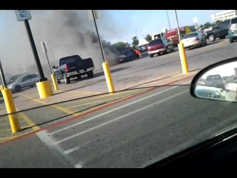 Mitsu On Fire! at a Walmart in Oak Cliff