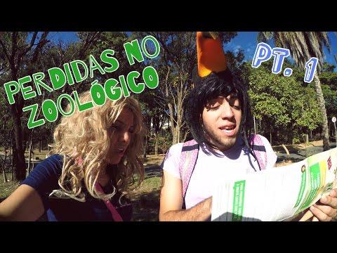 PERDIDAS NO ZOOLÓGICO PT. 1