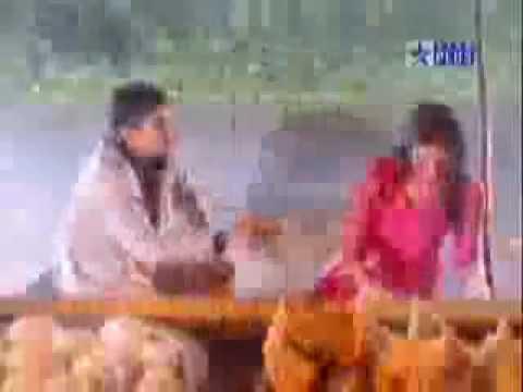 Sujal and Kashish Rain Dance