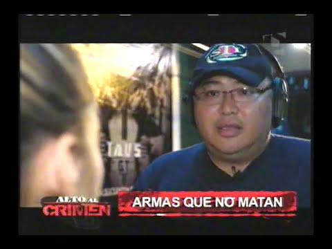 (02/02/2013)Armas que no matan, ¿son la alternativa para enfrentar la delincuencia? (1/5)