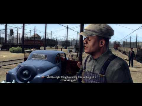 LA Noire Walkthrough: Case 5 - Part 1 [1080p HD] (XBOX 360/PS3) [Gameplay]