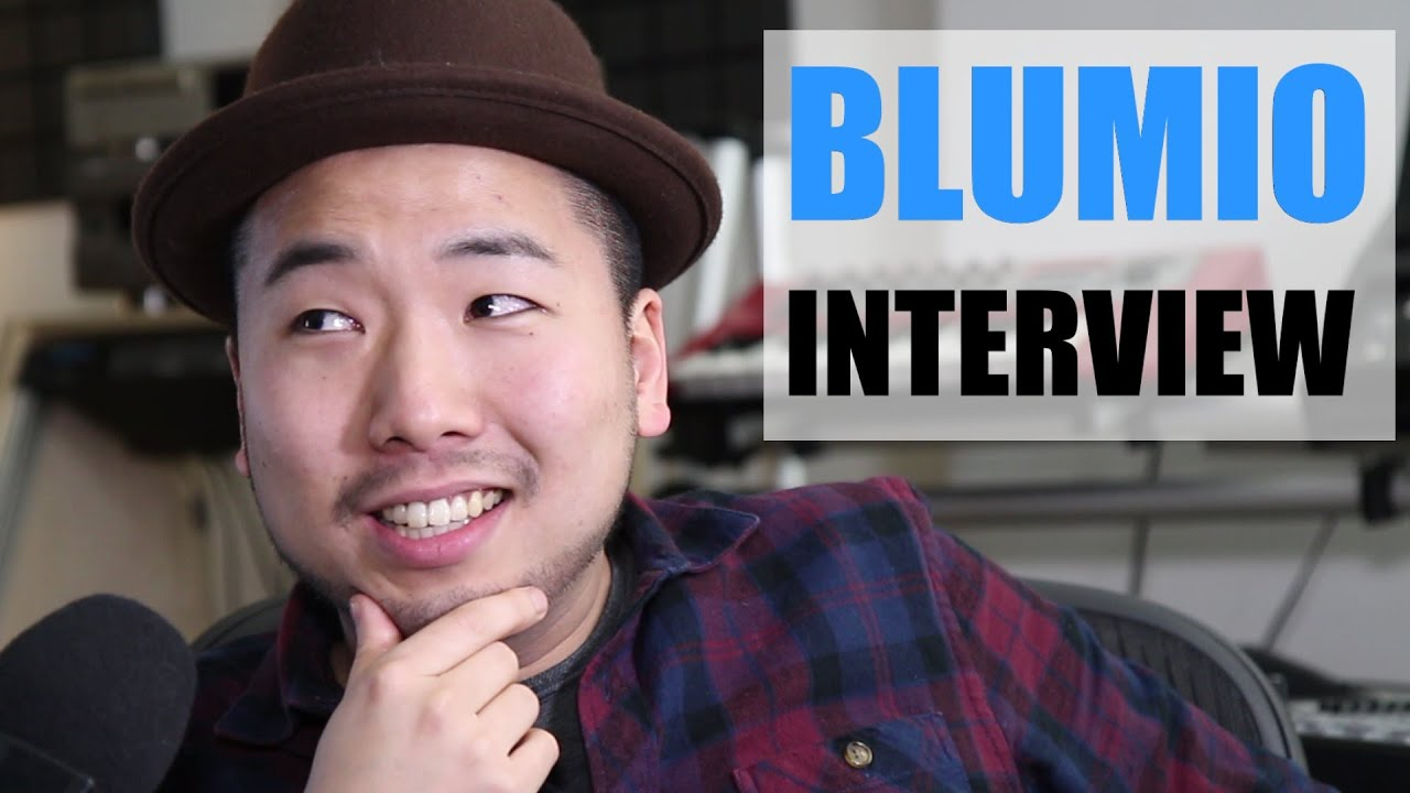 BLUMIO Interview: Blumiologie, Fler, Politik, Japan, Rap Da News, Sido, Eko