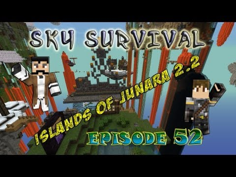 Minecraft – Game2Fun – Islands of Junara – Episode 52 – Another epic battle.
