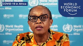 COVID-19 in Africa | A joint media briefing with WHO and WEF | May 7th