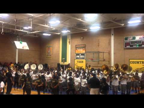 Jim Hill High School-- Dance Routine