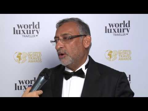 Asim Arshad, chief executive, Orient Tours
