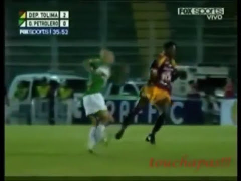 Grave lesion en el futbol.