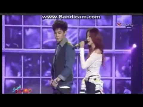 121113 Simply Kpop: If You Love Me - NS Yoon-G ft Simon