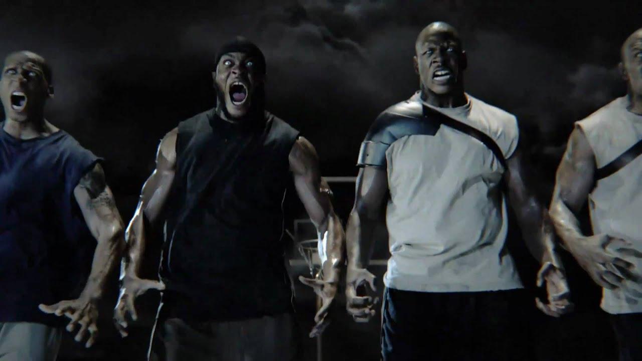 Kobe Bryant Nike Commercial Kobe Bryant Black Mamba Nike