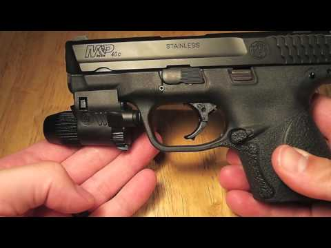 Smith and Wesson Micro 90 Tactical Light