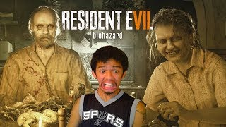 Welcome to NightMares- Resident Evil 7 Live Stream