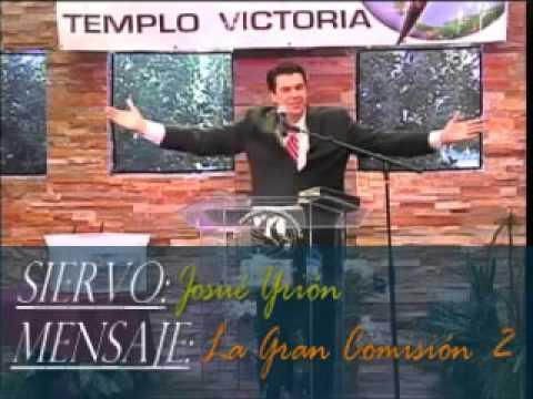 Josue Yrion   La Gran Comision 2 De 3