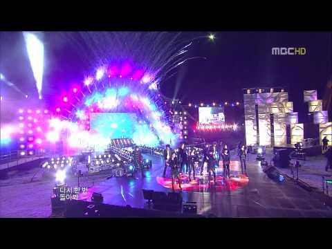 31.12.2009 [korean Music Festival] Supernova & T-ara: Time To Love 2 video