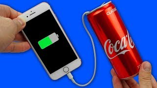 10 AWESOME COCA COLA TRICKS!