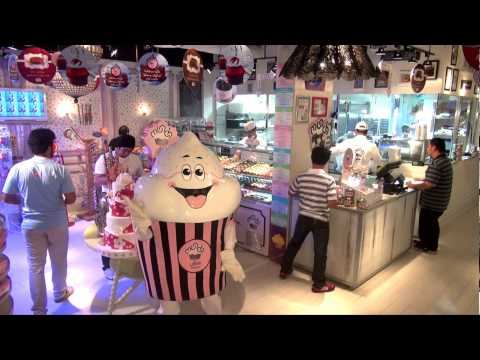Harlem Shake (The Original Cupcake Shake @ Munch Bakery)