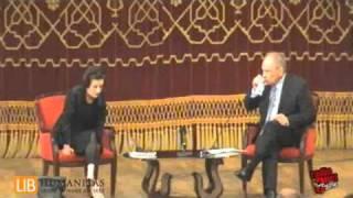 Herta Muller la Bucuresti, 2010 (part 1/5 dialog cu Gabriel Liiceanu)