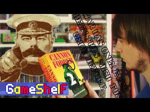Cannon Fodder 2 - GameShelf #25
