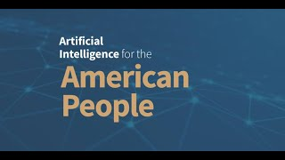 ||LIVE WASHINGTON DC  || Panel outlines US plan to develop artificial intelligence