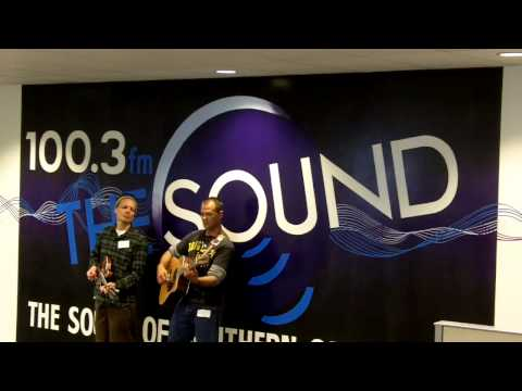 jack maness @ the sound 100.3 new day acoustic