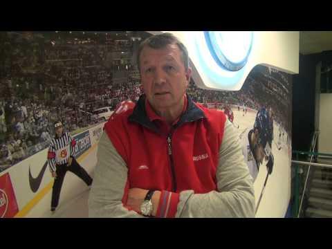 Сергей Гимаев - о матче со Словакией (3:1) на ЧМ-2013