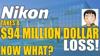Nikon 94 Million Dollars Loss! Will This affect Their Full-Frame Mirrorless Camera Play