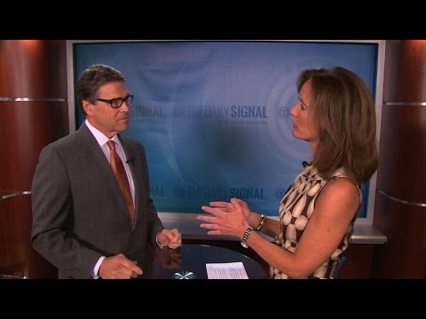 Gov. Rick Perry: America's Reduced Role on the World Stage Has Hurt Our Standing