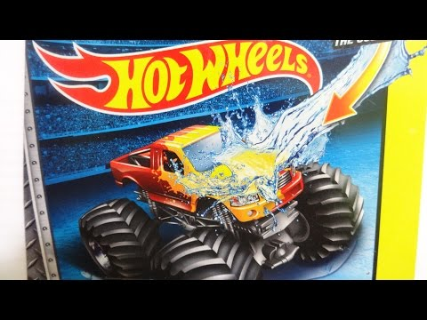 2014 Hotwheels Monster jam color shifters